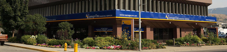 Vantage One Credit Union >> About: Vernon Main Branch - VantageOne Credit Union