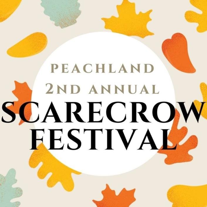 Peachland Scarecrow Festival